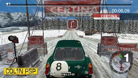 Colin McRae Rally 2005 (PSP)  Archiv - Screenshots - Bild 40