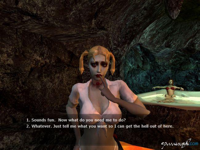 Vampire: The Masquerade - Bloodlines  Archiv - Screenshots - Bild 48