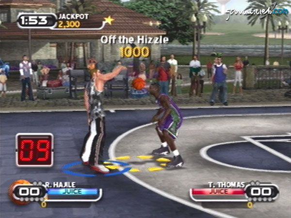 NBA Ballers  Archiv - Screenshots - Bild 3