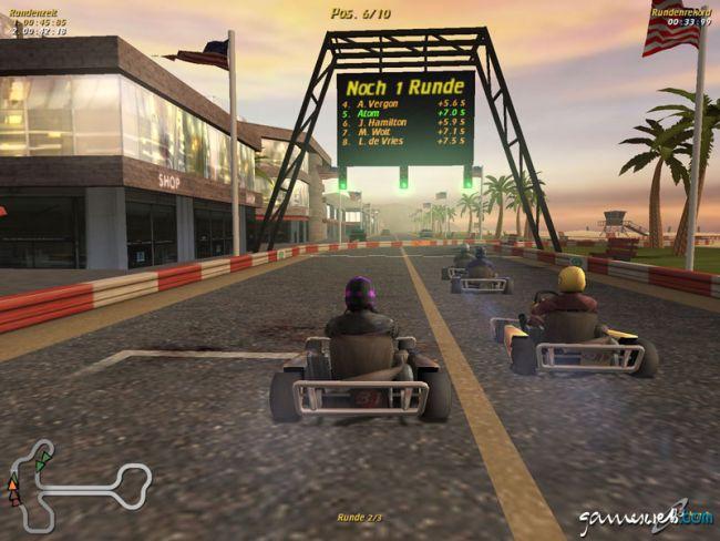 Michael Schumacher's Kart Challenge 2005  Archiv - Screenshots - Bild 19