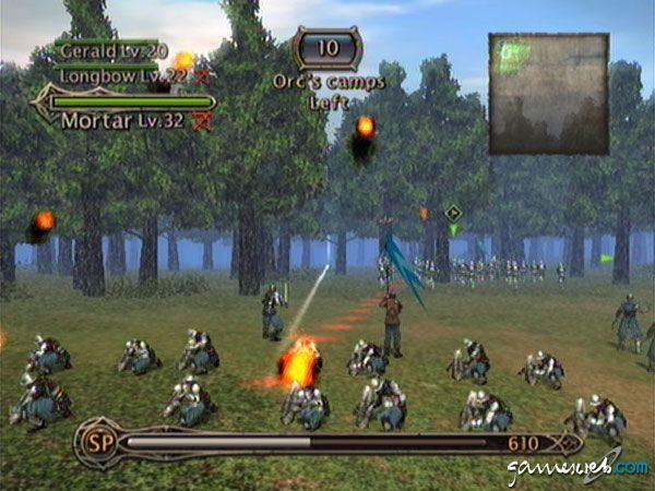 Kingdom Under Fire : The Crusaders  Archiv - Screenshots - Bild 13