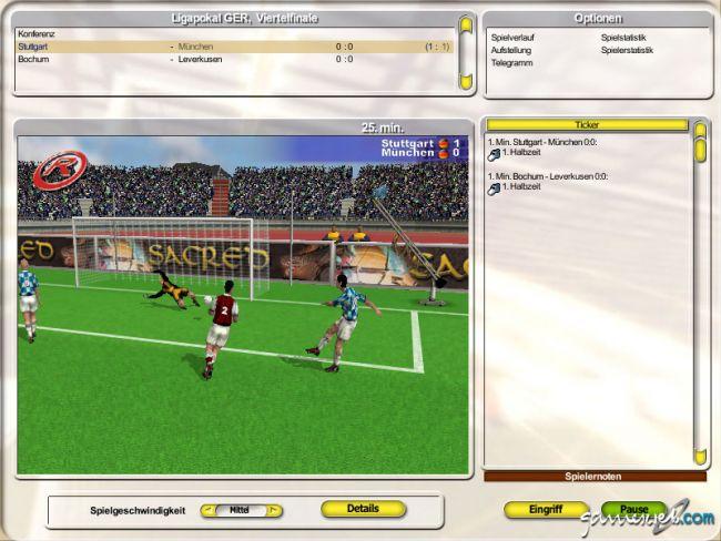 Anstoss 2005  Archiv - Screenshots - Bild 5