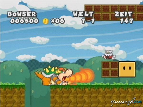 Paper Mario: Die Legende vom Äonentor  Archiv - Screenshots - Bild 7