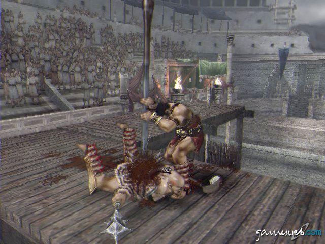 Shadow of Rome  Archiv - Screenshots - Bild 15