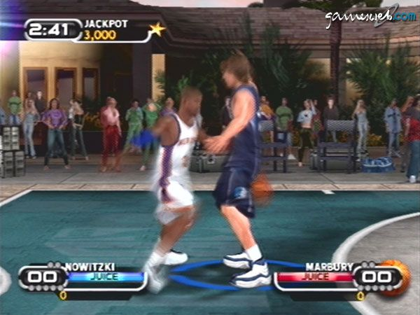NBA Ballers  Archiv - Screenshots - Bild 5