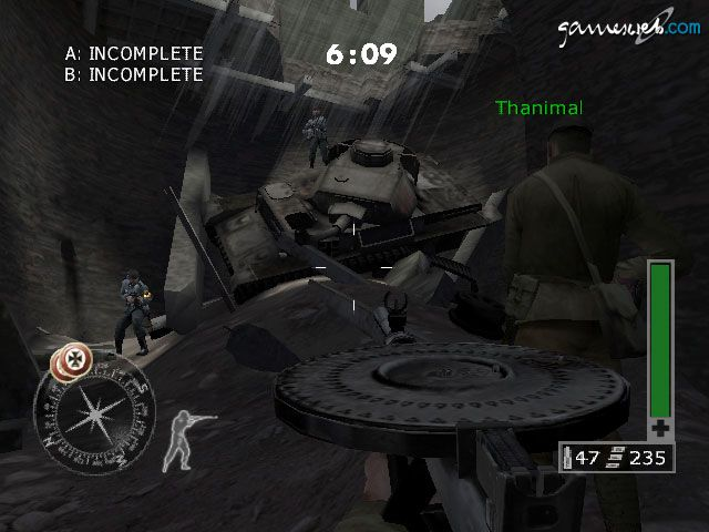 Call of Duty: Finest Hour  Archiv - Screenshots - Bild 13