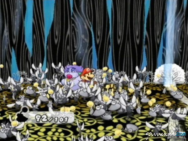 Paper Mario: Die Legende vom Äonentor  Archiv - Screenshots - Bild 9