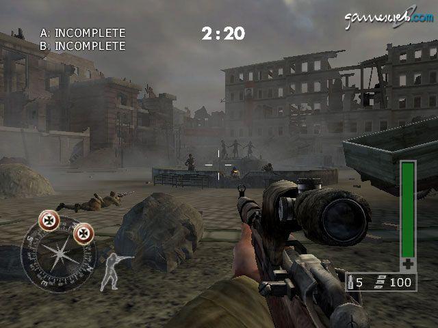 Call of Duty: Finest Hour  Archiv - Screenshots - Bild 14