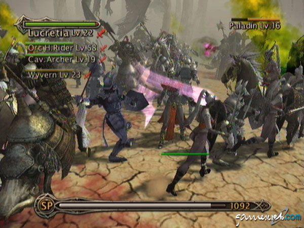 Kingdom Under Fire : The Crusaders  Archiv - Screenshots - Bild 9