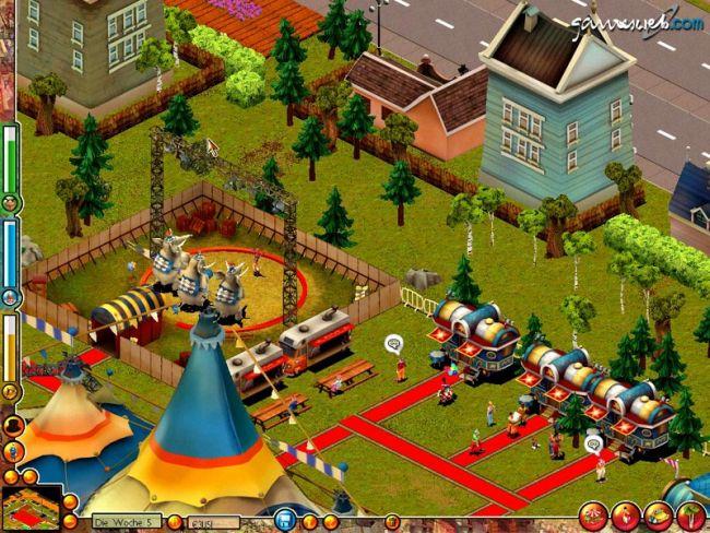Roncalli Zirkus Tycoon  Archiv - Screenshots - Bild 6