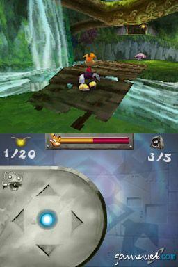 Rayman DS  Archiv - Screenshots - Bild 12
