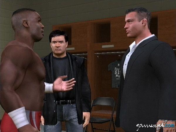 WWE SmackDown! vs. RAW  Archiv - Screenshots - Bild 5