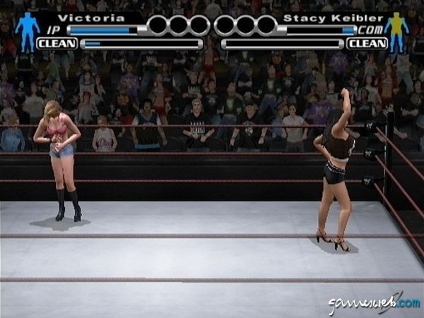 WWE SmackDown! vs. RAW  Archiv - Screenshots - Bild 11