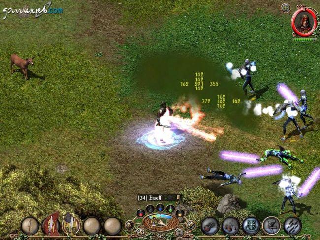 Sacred: Erweiterte Version  Archiv - Screenshots - Bild 4