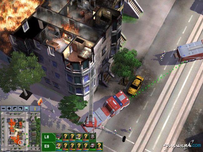 Fire Department 2  Archiv - Screenshots - Bild 4