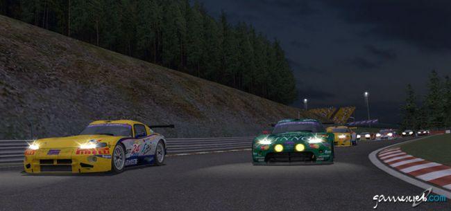 GTR: Proximus 24H Rennen von Spa  Archiv - Screenshots - Bild 2