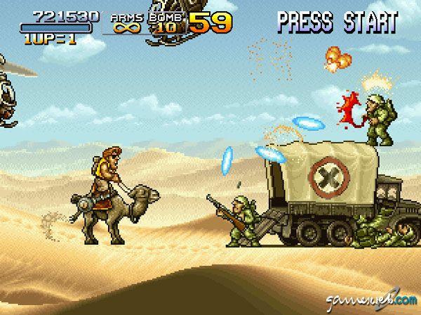 Metal Slug 3  Archiv - Screenshots - Bild 8