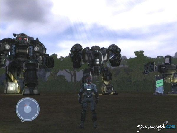 MechAssault 2: Lone Wolf  Archiv - Screenshots - Bild 15