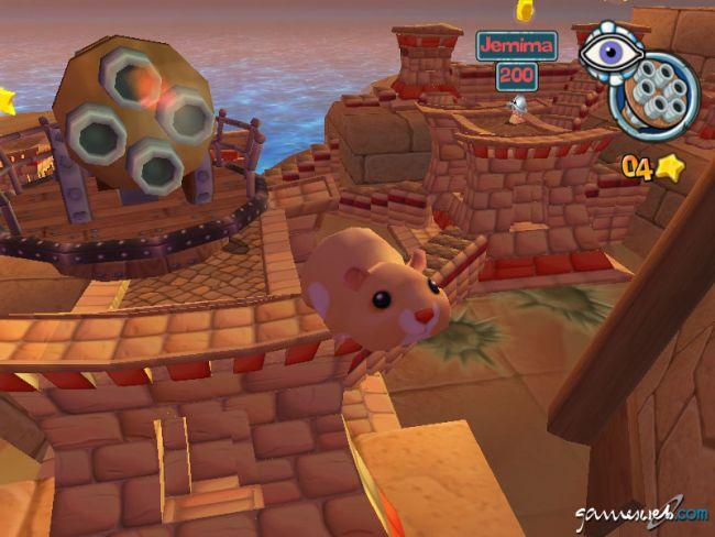 Worms Forts: Unter Belagerung  Archiv - Screenshots - Bild 6