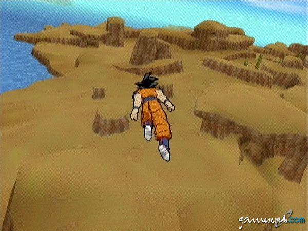 Dragon Ball Z: Budokai 3  Archiv - Screenshots - Bild 2