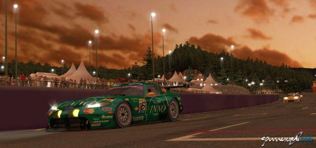 GTR: Proximus 24H Rennen von Spa  Archiv - Screenshots - Bild 3