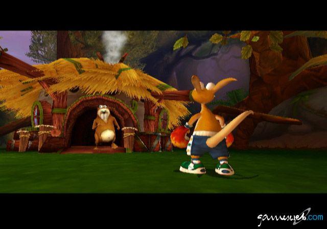Kao the Kangaroo Round 2  Archiv - Screenshots - Bild 2