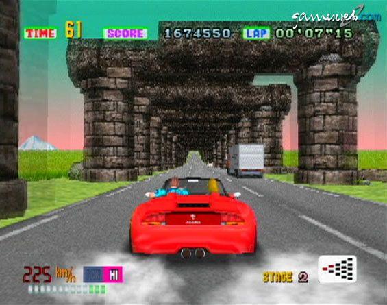 Sega Classics Collection  Archiv - Screenshots - Bild 22