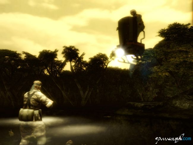 Metal Gear Solid 3: Snake Eater  Archiv - Screenshots - Bild 27