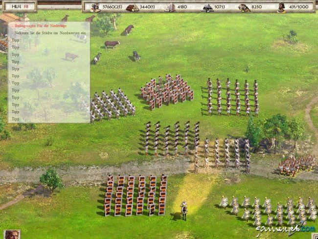 Alexander  Archiv - Screenshots - Bild 4
