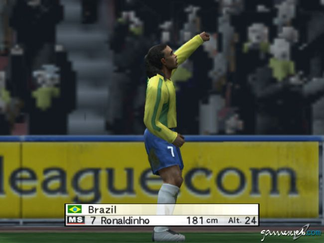 Pro Evolution Soccer 4  Archiv - Screenshots - Bild 4