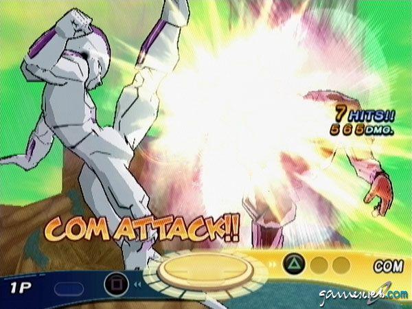 Dragon Ball Z: Budokai 3  Archiv - Screenshots - Bild 8