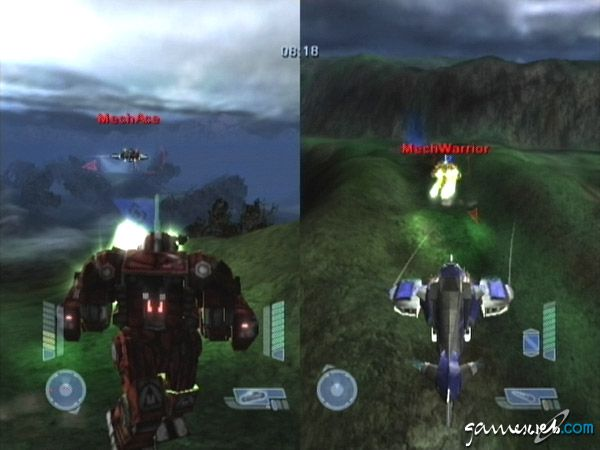 MechAssault 2: Lone Wolf  Archiv - Screenshots - Bild 22