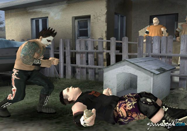 Backyard Wrestling 2: There Goes the Neighborhood  Archiv - Screenshots - Bild 5