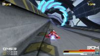 WipEout Pure (PSP)  Archiv - Screenshots - Bild 26