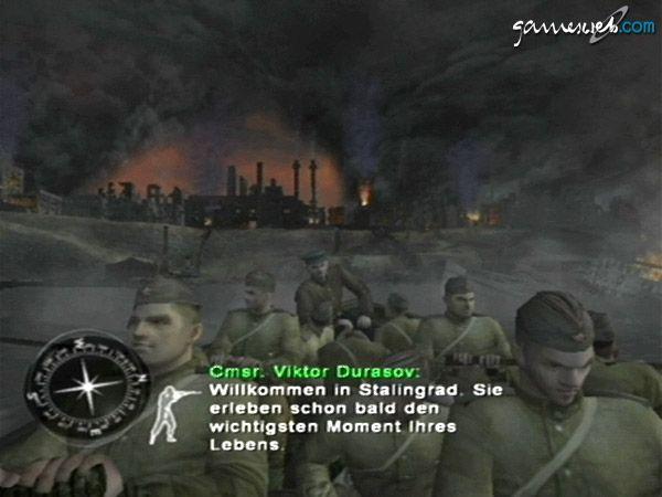 Call of Duty: Finest Hour  Archiv - Screenshots - Bild 2
