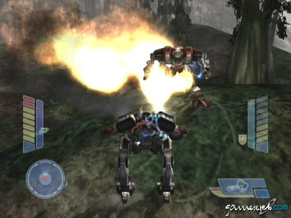 MechAssault 2: Lone Wolf : - Screenshots von Gameswelt