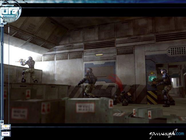 UFO: Aftershock  Archiv - Screenshots - Bild 33