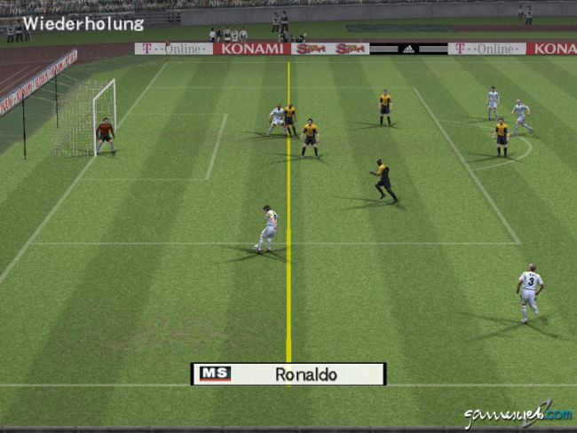 Pro Evolution Soccer 4  Archiv - Screenshots - Bild 9
