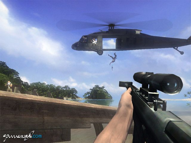 Far Cry Instincts  Archiv - Screenshots - Bild 135