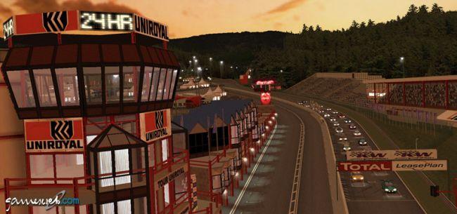 GTR: Proximus 24H Rennen von Spa  Archiv - Screenshots - Bild 6