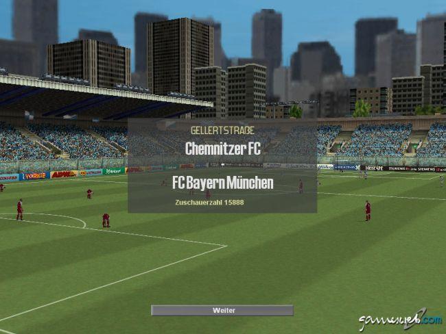 BDFL Manager 2005 Pro Edition  Archiv - Screenshots - Bild 2