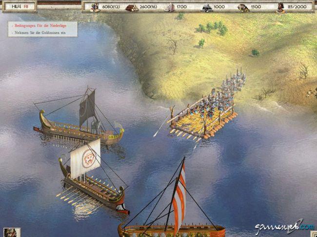 Alexander  Archiv - Screenshots - Bild 6