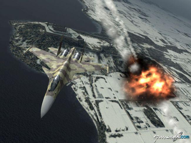 Ace Combat: Squadron Leader  Archiv - Screenshots - Bild 26