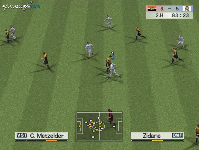 Pro Evolution Soccer 4  Archiv - Screenshots - Bild 8