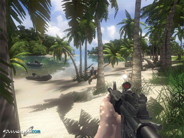 Far Cry Instincts  Archiv - Screenshots - Bild 133