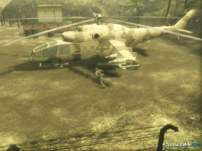 Metal Gear Solid 3: Snake Eater  Archiv - Screenshots - Bild 28