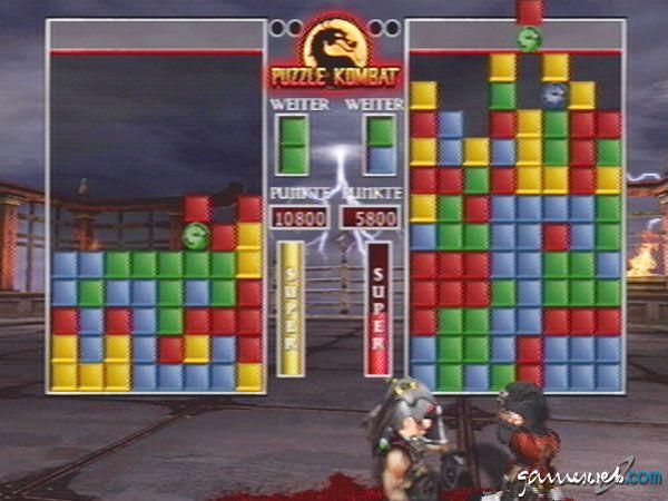 Mortal Kombat: Deception  Archiv - Screenshots - Bild 6