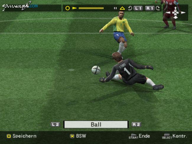 Pro Evolution Soccer 4  Archiv - Screenshots - Bild 7