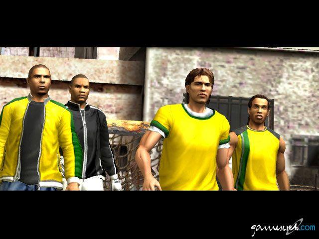FIFA Street  Archiv - Screenshots - Bild 15