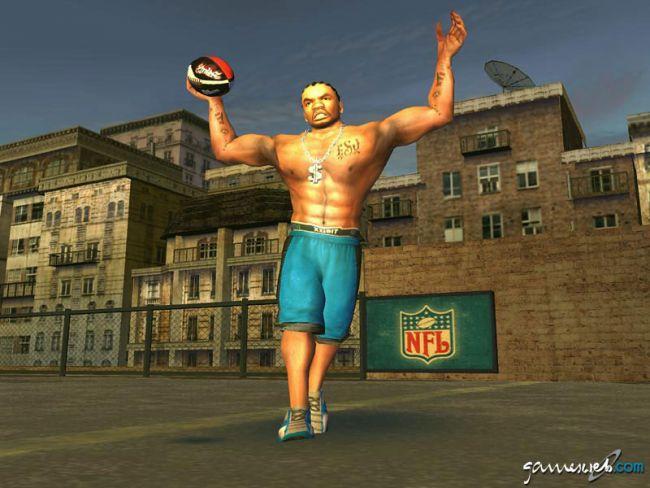 NFL Street 2  Archiv - Screenshots - Bild 11